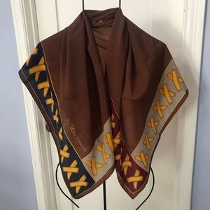 Classic Paloma Picasso Scarf